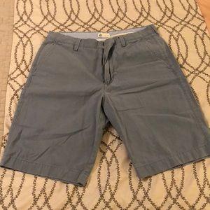 J Crew shorts in light blue